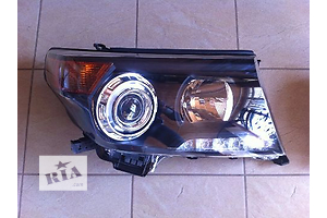 Новые Фары Toyota Land Cruiser 200