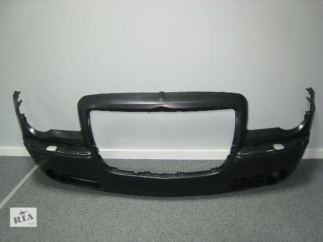 продам Передний бампер 4805774AC, 4805774AD на Chrysler 300C / 300 C ( Крайслер 300С / 300 С ) 2005 - 2010 года выпуска бу в Киеве
