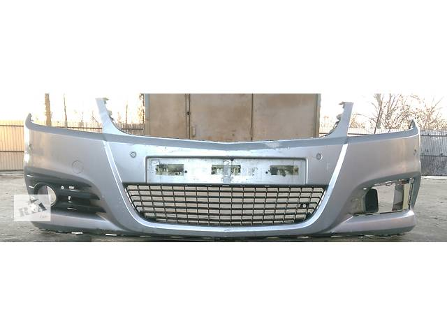 бу передний бампер Opel Vectra C в Ужгороде