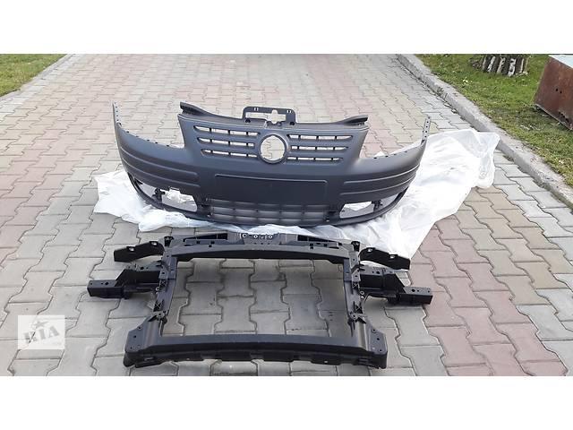 бу  Передний бампер и телевизор для Volkswagen Caddy в Луцке