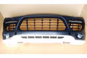 Новые Бамперы передние Porsche Cayenne Turbo