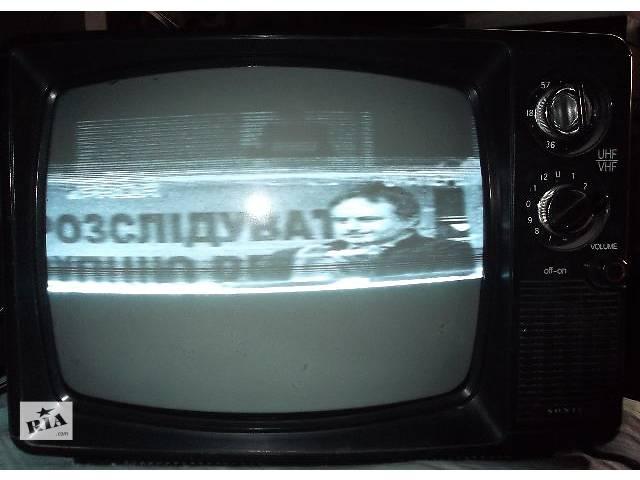 продам Переносной (ч \ б) TV: SONIC m.c.f. Japan (част. не испр.) бу в Киеве