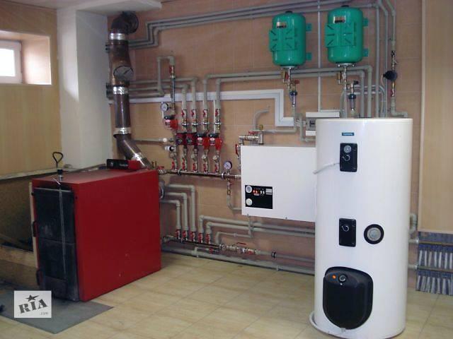 купить бу Переоборудование действующих газ.котельных на альтернативу (097) 6321322 в Львове