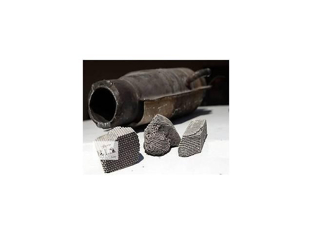 купить бу Переработка (афинаж) использованных автомобильных катализаторов  в Украине