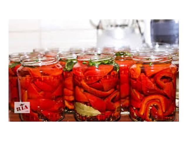 купить бу перец маринованный продам в Новой Каховке