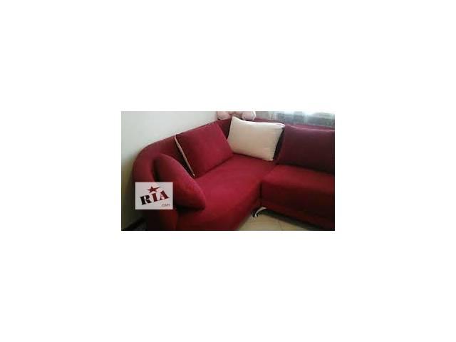 Перетяжка мягкой мебели- объявление о продаже  в Виннице