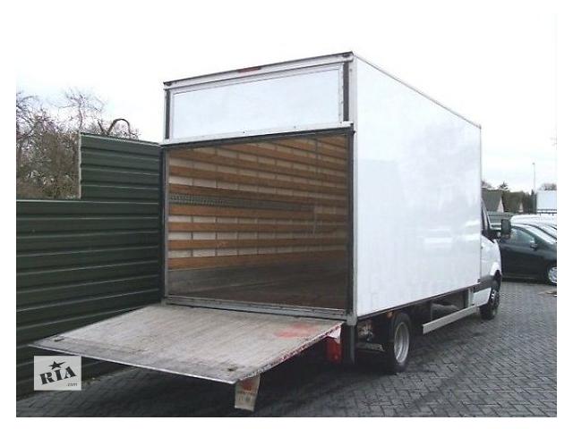 продам Перевозки грузовиком с гідробортом 5 тонн ( Услуги Грузчиков Луцк)   бу в Луцке
