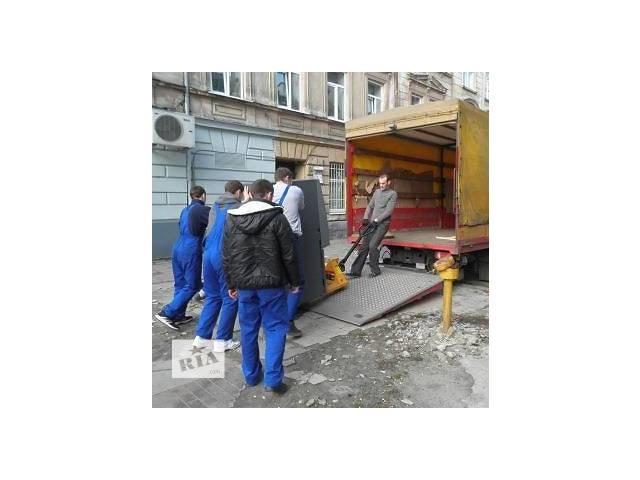 купить бу Перевезення піаніно, сейфів, банкоматів, Львів в Львове