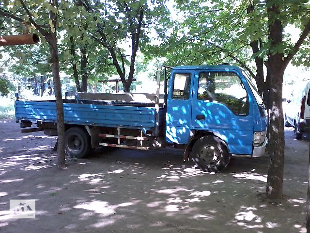 Перевезу Вас и Ваш груз до 3 тонн, до 6 метров.- объявление о продаже  в Кривом Роге (Днепропетровской обл.)