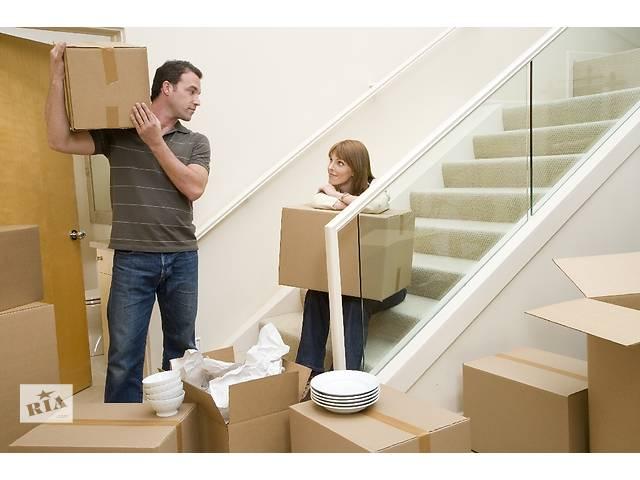 купить бу Перевозка мебели, переезд квартиры или офиса по Харькову и области в Харькове