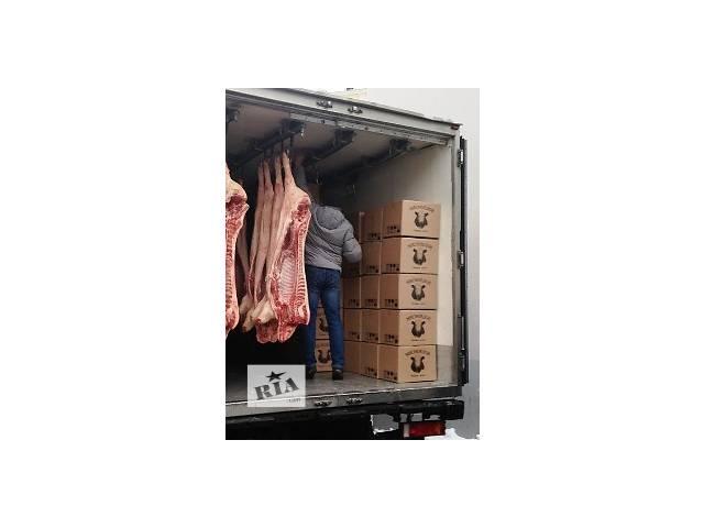 продам Перевозка мяса, полуфабрикатов, субпродуктов заморозки по Украине, Европе. бу  в Украине