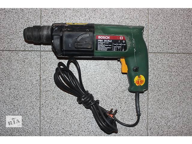 Перфоратор bosch pbh 20- rle 450W германия- объявление о продаже  в Обухове (Киевской обл.)