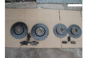 б/у Тормозные диски Opel