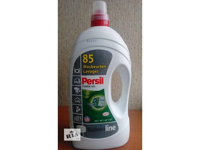 Persil Power Gel Business Line 5.65л - жидкий гель для стирки- объявление о продаже  в Сумах