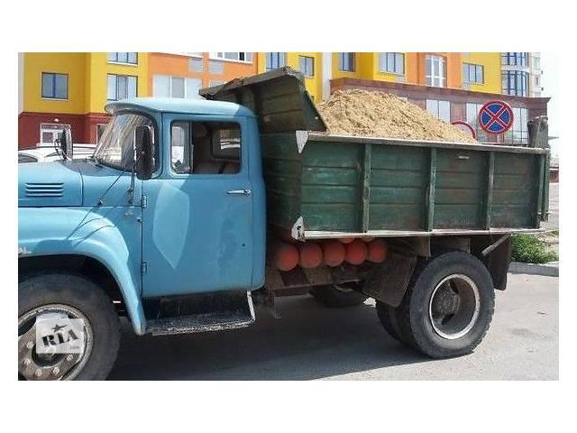 продам Песок, щебень, асфальт, бут, шлак, отсев, бетон бу в Днепропетровской области