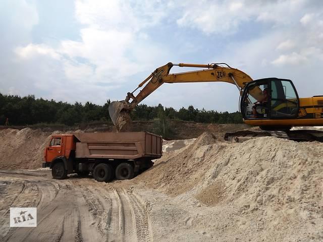бу Продам песок строительный с доставкой по Харькову и области в Харькове