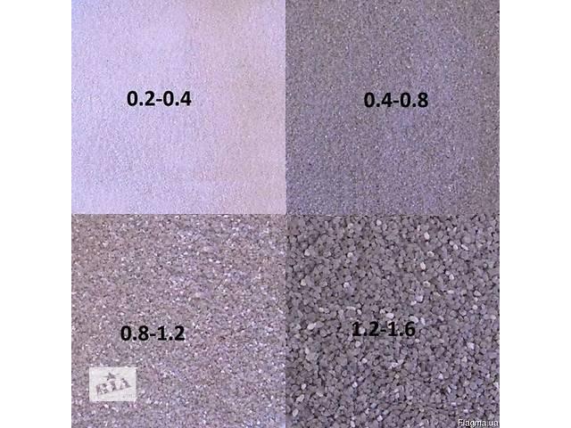 Песок сухой кварцевый для пескоструйных работ- объявление о продаже  в Харьковской области