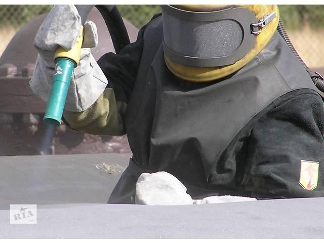 Песок сухой кварцевый для пескоструйных работ- объявление о продаже  в Днепропетровской области