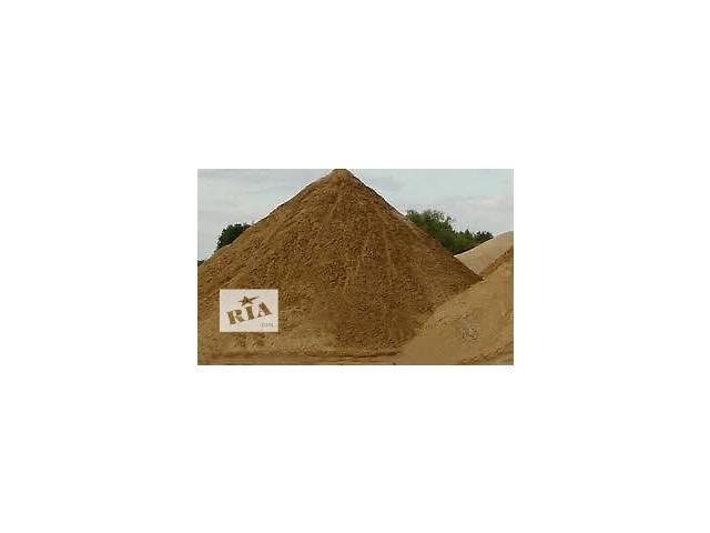 бу Песок строительный в Донецке