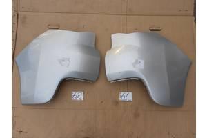 Клык бампера Peugeot 3008