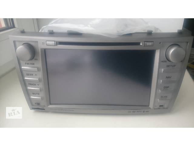 купить бу Phantom DVM-1720G i6 - штатное головное устройство для автомобилей TOYOTA Camry 40 в Киеве