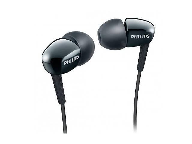 купить бу Philips SHE3900BK/51 Black новые. в Запорожье
