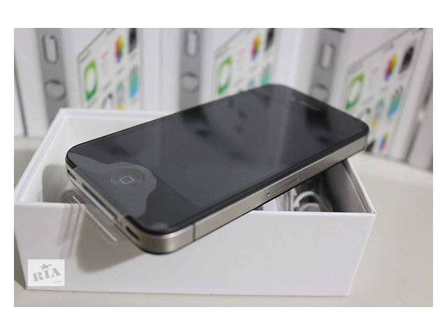 бу Phone 4 8Gb [NEW в заводской плёнке]оригинал 100%  в Кропивницком (Кировоград)