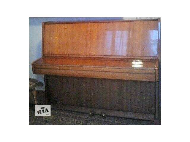 Піаніно УКРАЇНА (в-во м.Чернігів)- объявление о продаже  в Бучаче