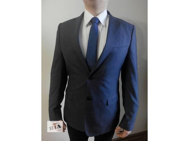 купить бу Пиджак, классический, 52розмір, мужской, пиджак в Ивано-Франковске