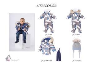 Новые Детские зимние куртки Wojcik