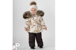 Нові Дитячі зимові куртки Wojcik