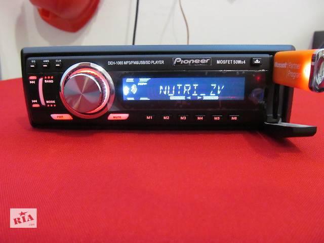продам Pioneer 1065 (USB, SD, FM, AUX, ПУЛЬТ)  бу в Запорожье