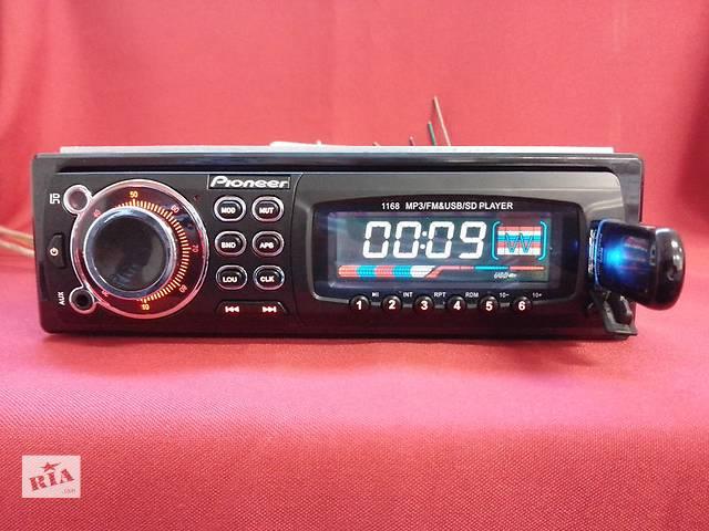 продам Pioneer 1168 (USB, SD, FM, AUX, ПУЛЬТ)  бу в Запорожье