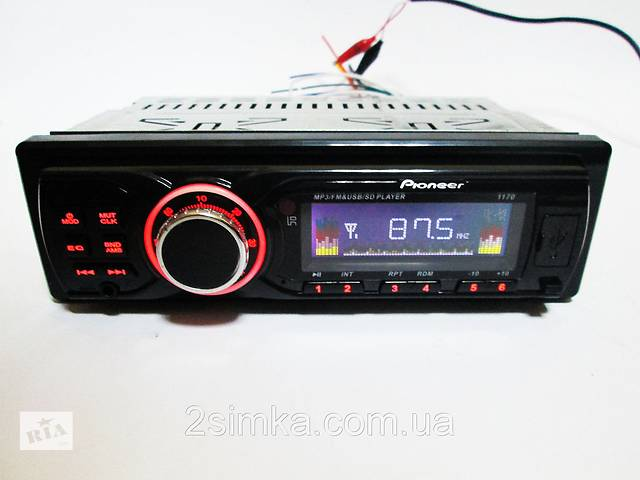 купить бу Pioneer 1170 в Каменец-Подольском