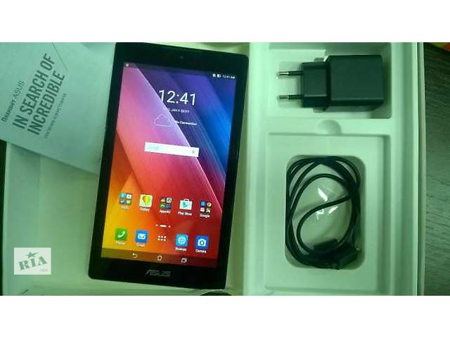 "продам  Планшет Asus ZenPad C Z170MG-1B004A 7"" 3G 8Gb White бу в Киеве"