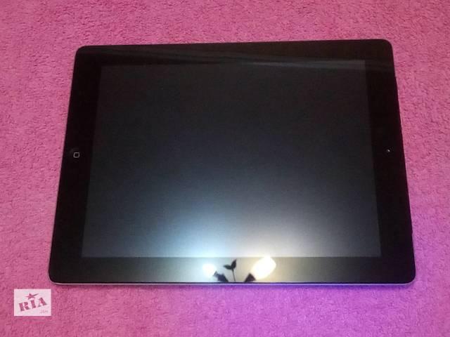 Планшет iPad 4 A1460 4G / Wi-Fi /16GB Black- объявление о продаже  в Нововолынске