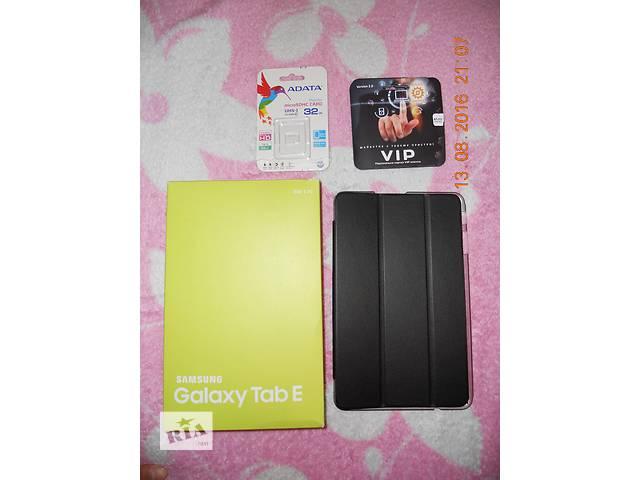 "Планшет Samsung Galaxy TAB E 9.6"" - T561NZNASEK- объявление о продаже  в Черкассах"