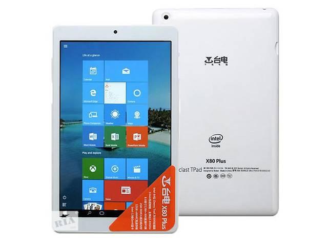 купить бу Планшет Teclast X80 Plus Win10+Android 5.1 1.84 GHz 2/32 Gb в Днепре (Днепропетровск)
