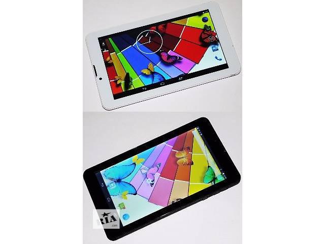 купить бу Планшет-телефон Samsung Galaxy Tab 706 копия 3G 7 дюймов 2SIM 2 ядра GPS в Одессе