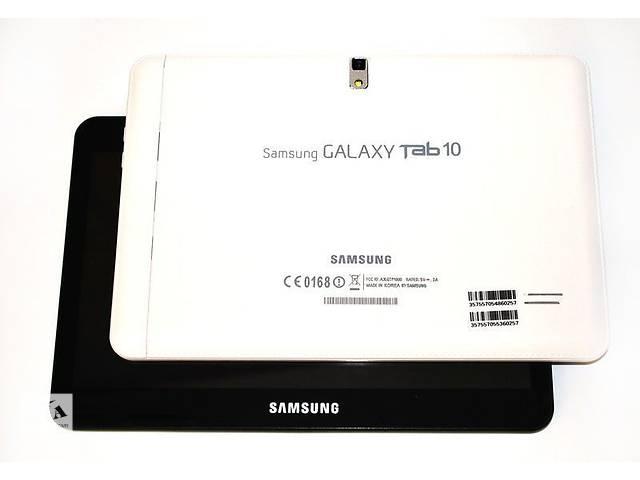 бу Планшет-телефон Samsung Galaxy Tab10 экран 10 дюймов 2SIM 2 ядра 2 камеры 1 ГБ ОЗУ в Львове