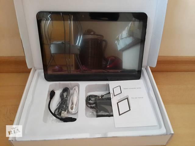 Планшет-телефон Samsung Galaxy Tab10 экран 10 дюймов 2SIM 2 ядра 2 камеры 1 ГБ ОЗУ- объявление о продаже  в Ивано-Франковске