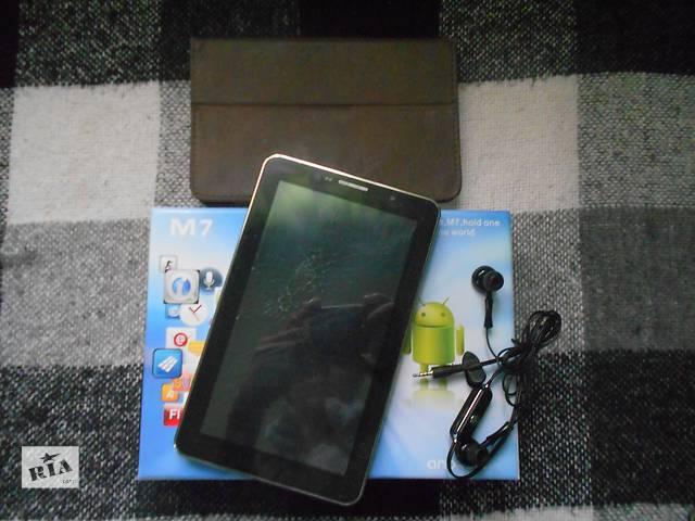 купить бу планшет-телефон Samsung М7 в Киеве