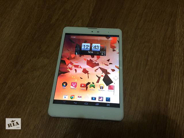 купить бу Планшет Trio Asx 3G 4 ядра 16gb 1gb Озу GPS Hd экран 8 в Киеве