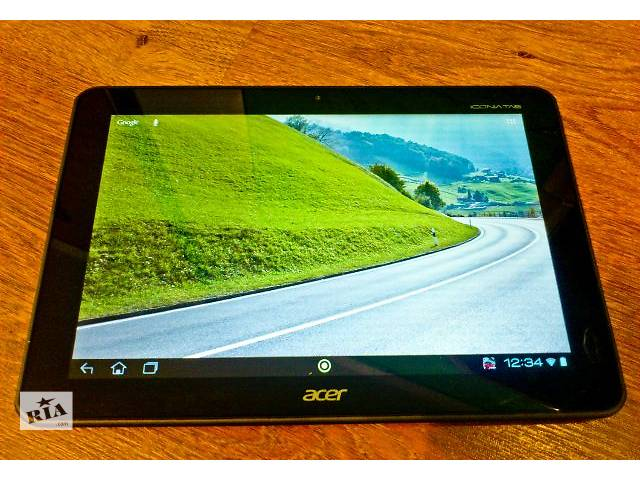 Acer iconia user manual download