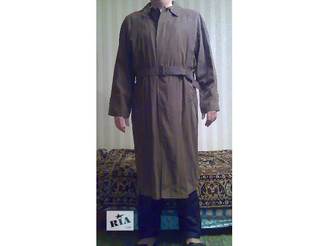 продам Плащ пальто с зимней подстежкой из шерсти Vuldi (L-XL) бу в Киеве