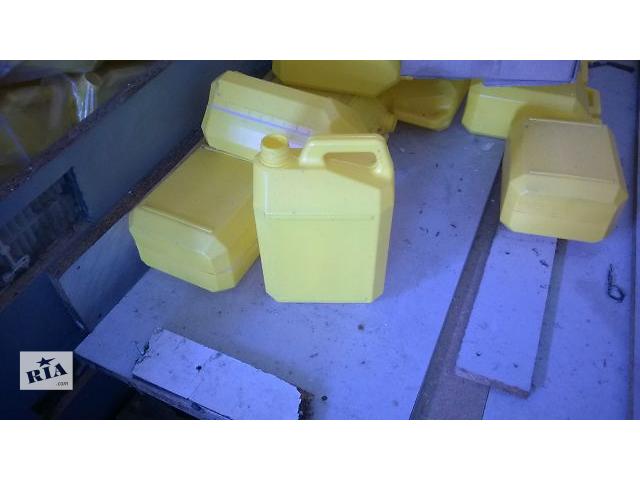 Пластикові каністри 5 л та 2 л- объявление о продаже  в Львове