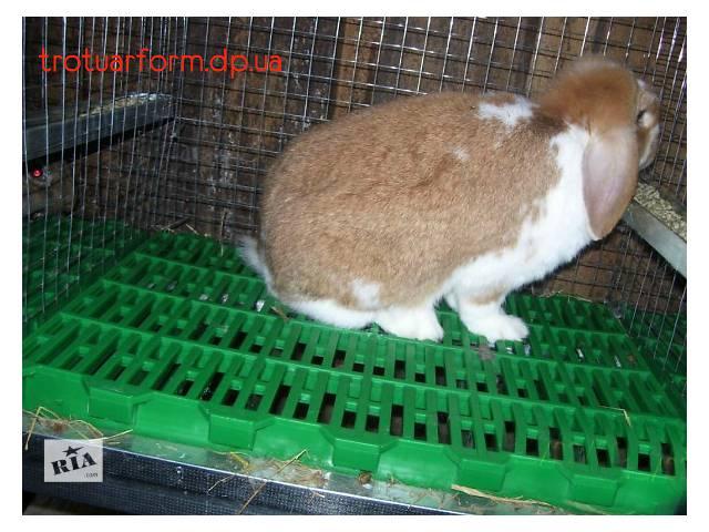 бу Пластиковые полы для кроликов в Днепре (Днепропетровске)