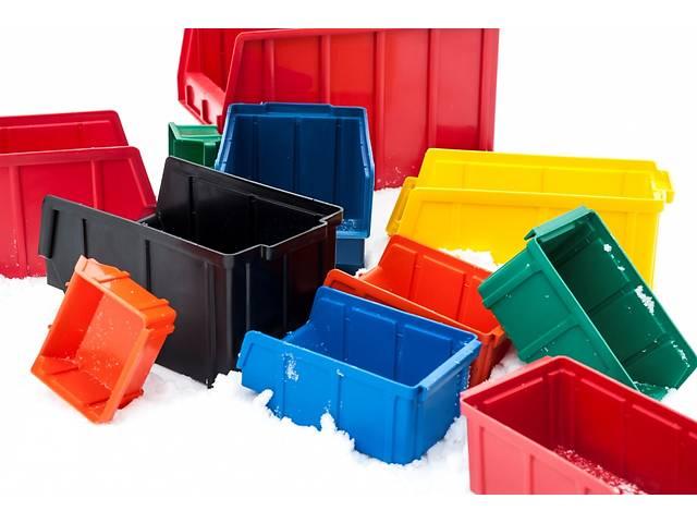 купить бу Пластиковые ящики(боксы,кюветы) для метизов в Мариуполе (Донецкой обл.)