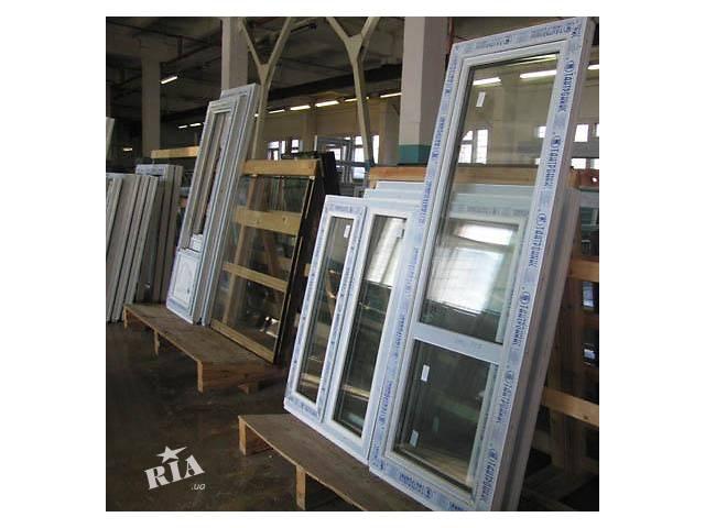 продам Пластиковые окна, балконы, офисные перегородки - цены ниже чем в Эпицентре! бу в Киеве