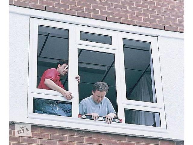купить бу Пластиковые окна, Балконы под Ключ, Лоджии, Двери!!! в Киеве